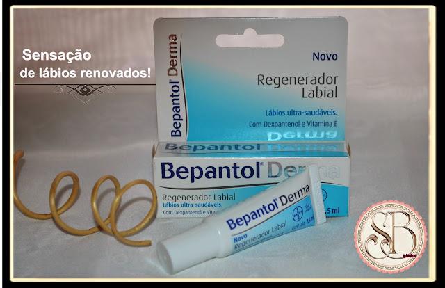 Somando Beleza, Bepantol Derma regenerador labial