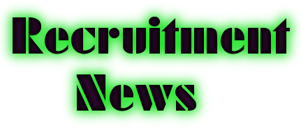 Recruitment News