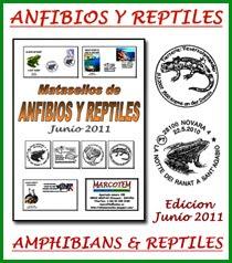 Jun 11 - ANFIBIOS y REPTILES