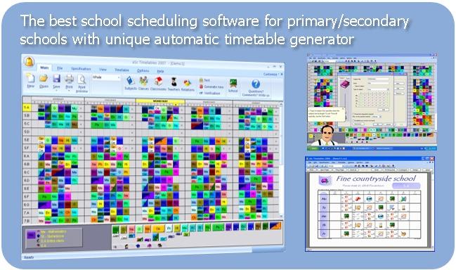 School Timetables 2013 Asc Timetables 2013