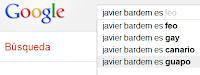 Javier Bardem es...