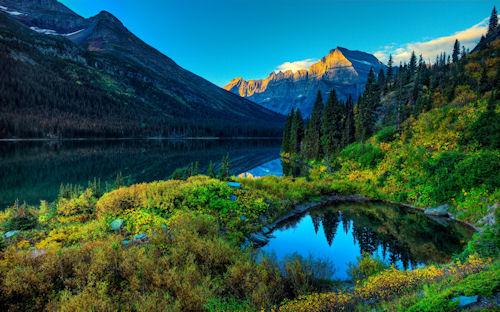 Paisajes naturales - Landscapes - Paysages naturels