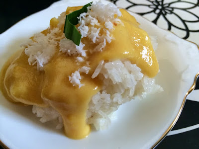 Resep Ketan Durian Lezat