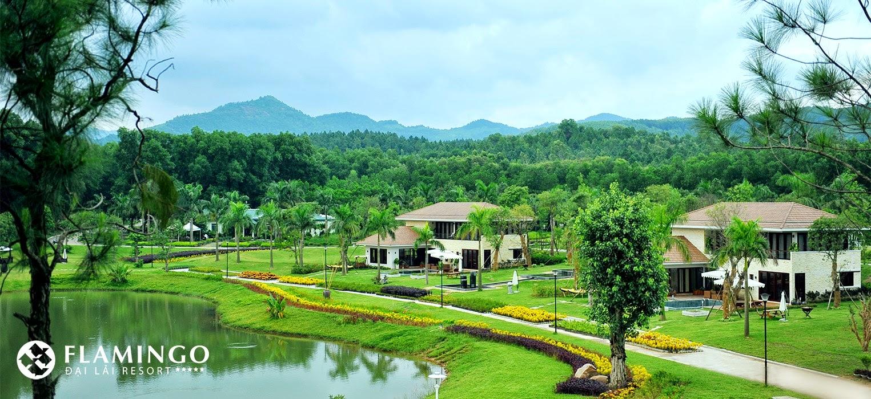 Vinh Phuc's resort named in world's top 10 resorts by DESIGNBOOM