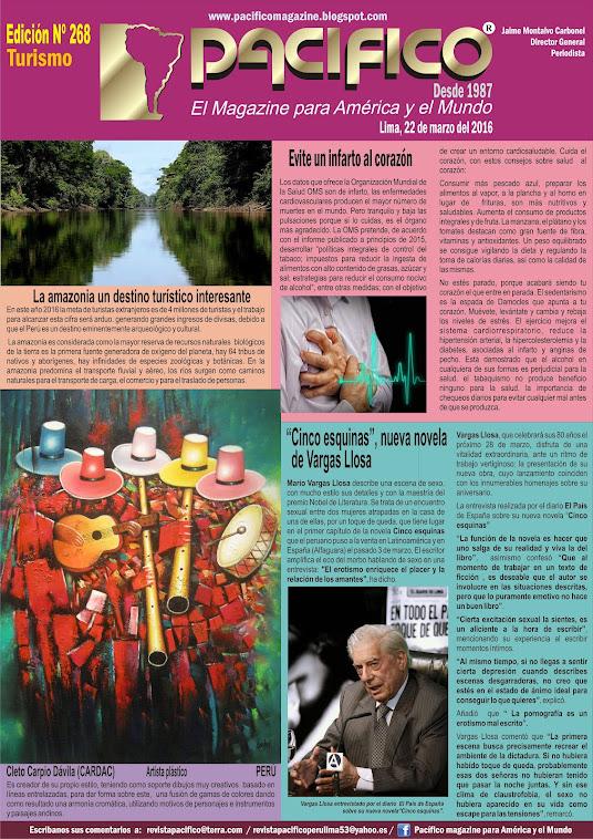Revista Pacífico Nº 268