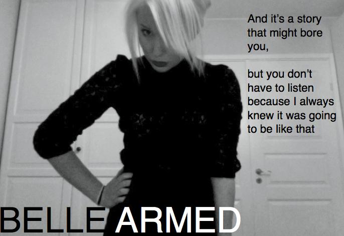 Belle Armed