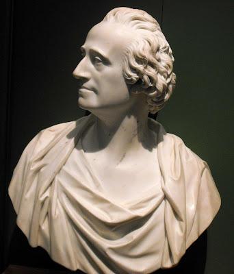 Adam Smith, o pai da moderna economia política.