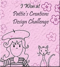 Pattie&#39;s Creations Challenge