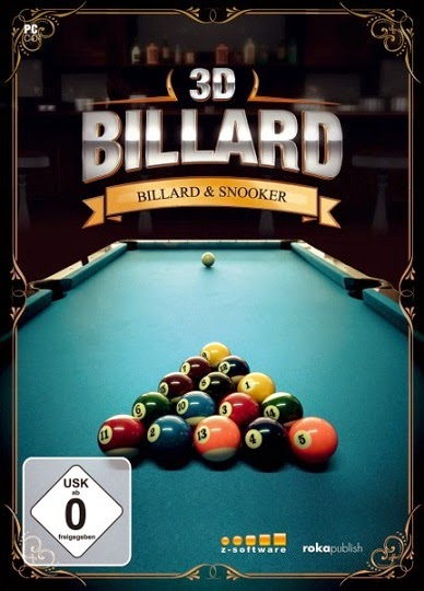 3D.Pool.Billiards.and.Snooker Free Download