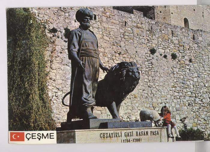 Cezayirli Gazi Hasan Paşa