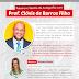 Palestra com prof. Clóvis de Barros Filho- Devaneios sobre a atualidade do capital