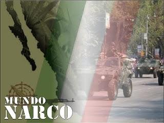 LA EDITORA DEL BLOG DEL NARCO REPORTA ENFRENTAMIENTO ENTRE POLICIAS Y