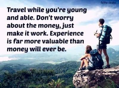 Nak Travel tapi Tak Ada Duit?