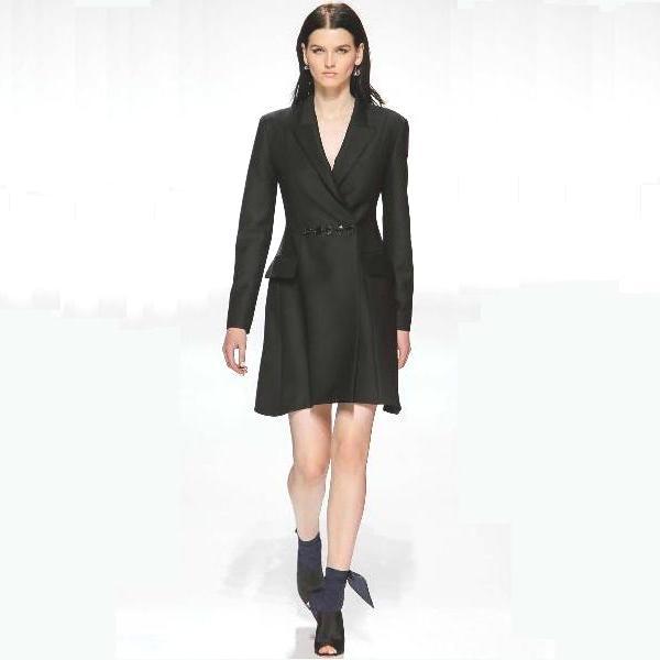 Christian Dior - Resort 2015 Collections - Queen Mathilde Dress