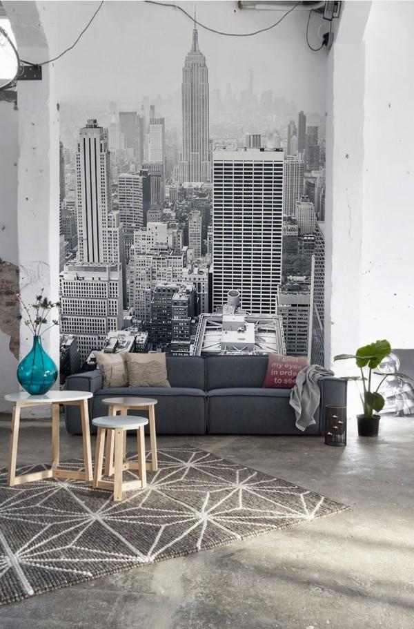 evinize hava katacak duvar resimleri