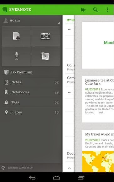 must have app for android evernote