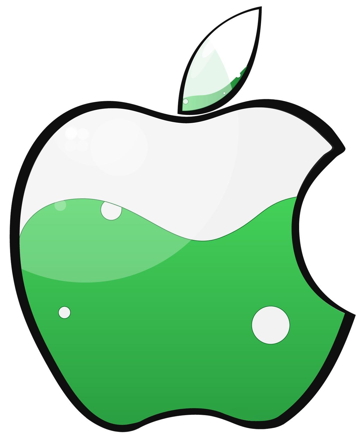 http://1.bp.blogspot.com/-PnHw10BGNyQ/TZzmlm_IELI/AAAAAAAAAt4/9ghmamkTN2U/s1600/apple-logo-wallpaper-greenpois0n-by-izacchemical.jpg