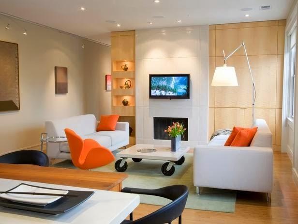 Contoh Ruang Tamu Rumah Minimalis