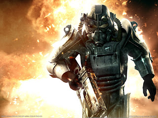Fallout Brotherhood of Steel HD Wallpaper