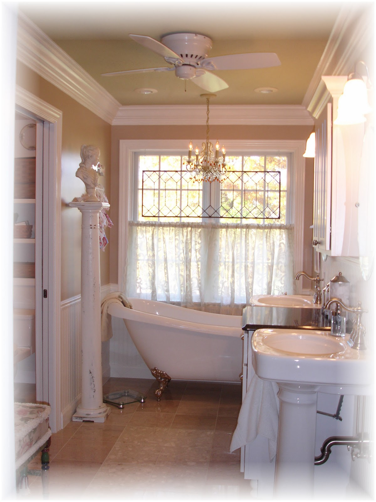 Forever decorating my master bathroom update - Master bathroom ...