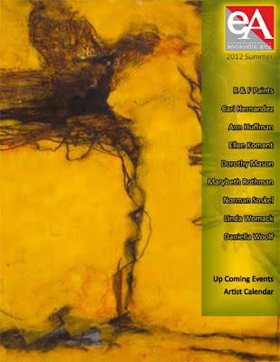 EAI Online Encaustic Magazine
