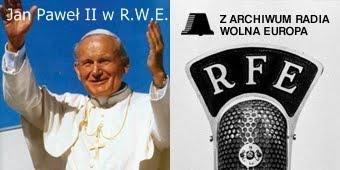 Jan Paweł II w Radiu Wolna Europa