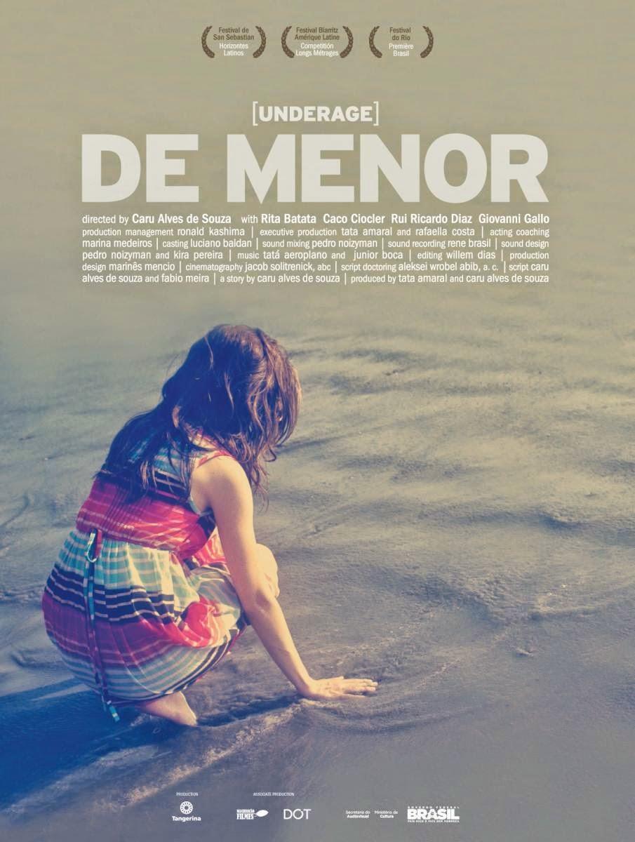 De Menor – Nacional (2013)