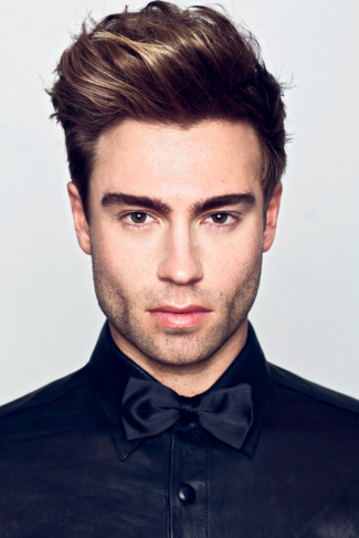 the style book  pompadour hairstyle for men '13