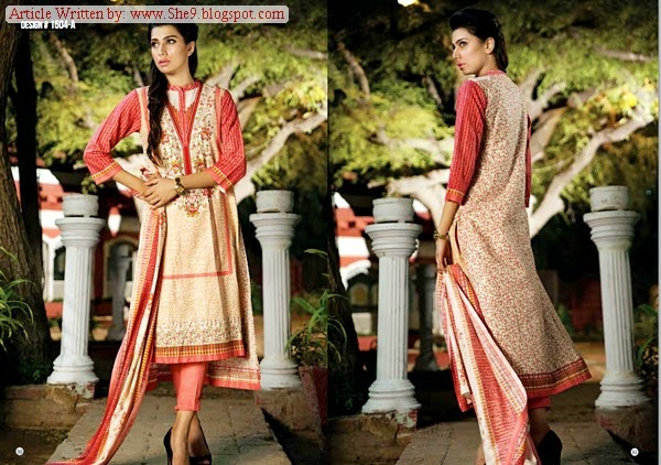 Ittehad Winter Royal Khaddar Dresses
