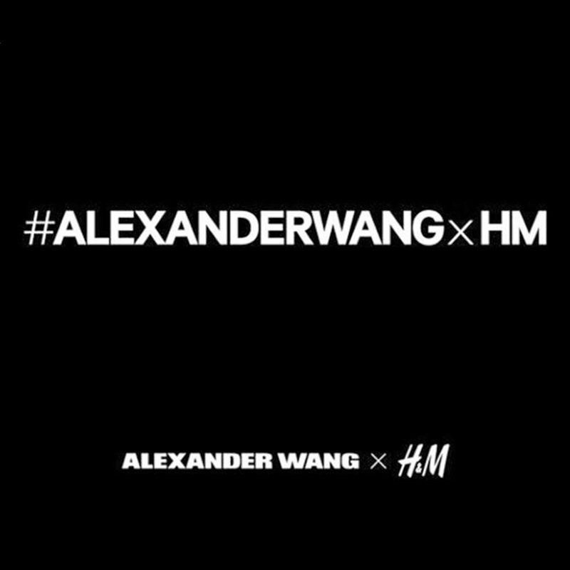 Alexander Wang X H&M Instagram Video