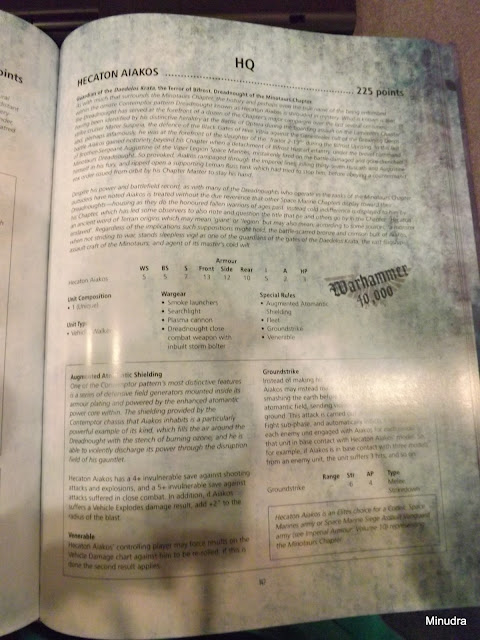 Imperial Armour 12 Rules Amp Pictures Wargaming Hub