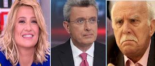 Ο κύκλος των... χαμένων παρουσιαστών...