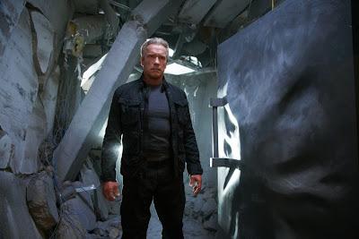 Arnold Schwarzenegger is back in Terminator Genisys