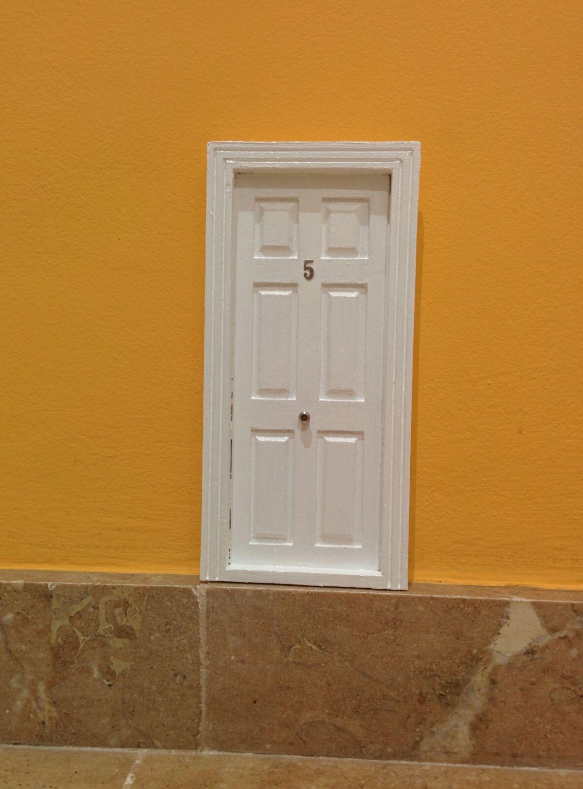 Las cositas de paula puerta ratoncito perez - Puerta ratoncito perez el corte ingles ...