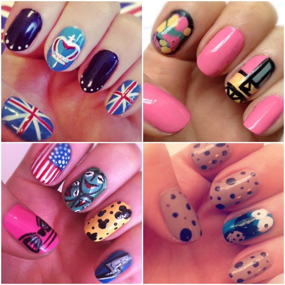 Diy Nail Art Designs  Game To Play Online  43Gcom