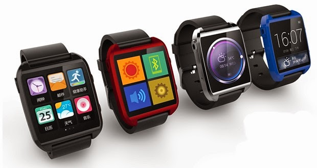 Smartwatch chino con Android Kit Kat