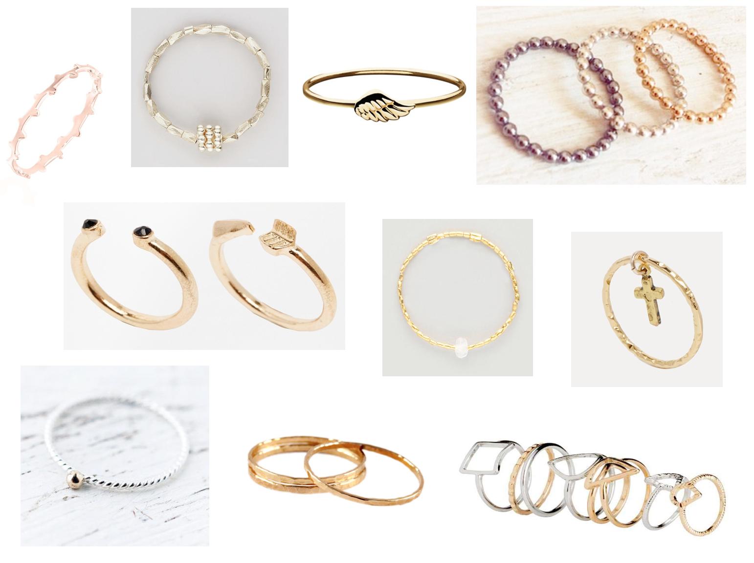 le blog d 39 anastasia tendance mode la bague de phalange fashion trend the knuckle ring. Black Bedroom Furniture Sets. Home Design Ideas