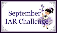 September IAR Challenge 08/10