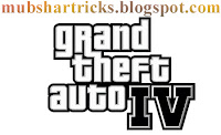 GTA IV - Cheat Codes-By Mubshar KashmiRi update 10/10/2015