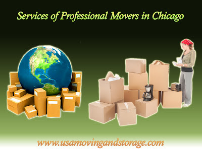Professional Movers in Chicago