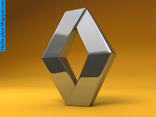 Renault clio car 2012 logo - صور شعار سيارة رينو كليو 2012