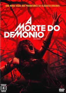 A Morte do Demônio - BDRip Dual Áudio