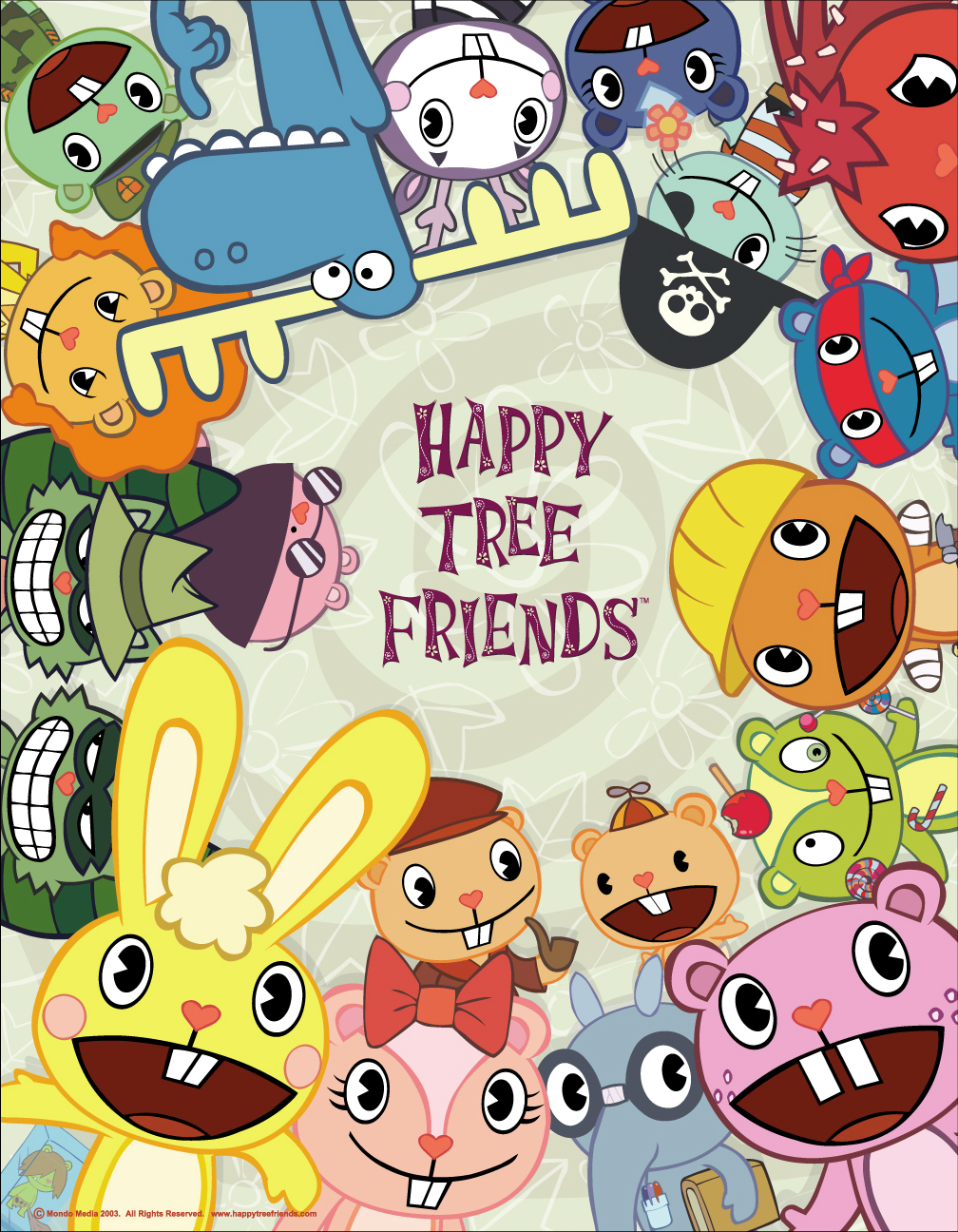 Happy tree friends (Gore) Happytreefriends.5