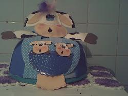 ...cobre bolo....