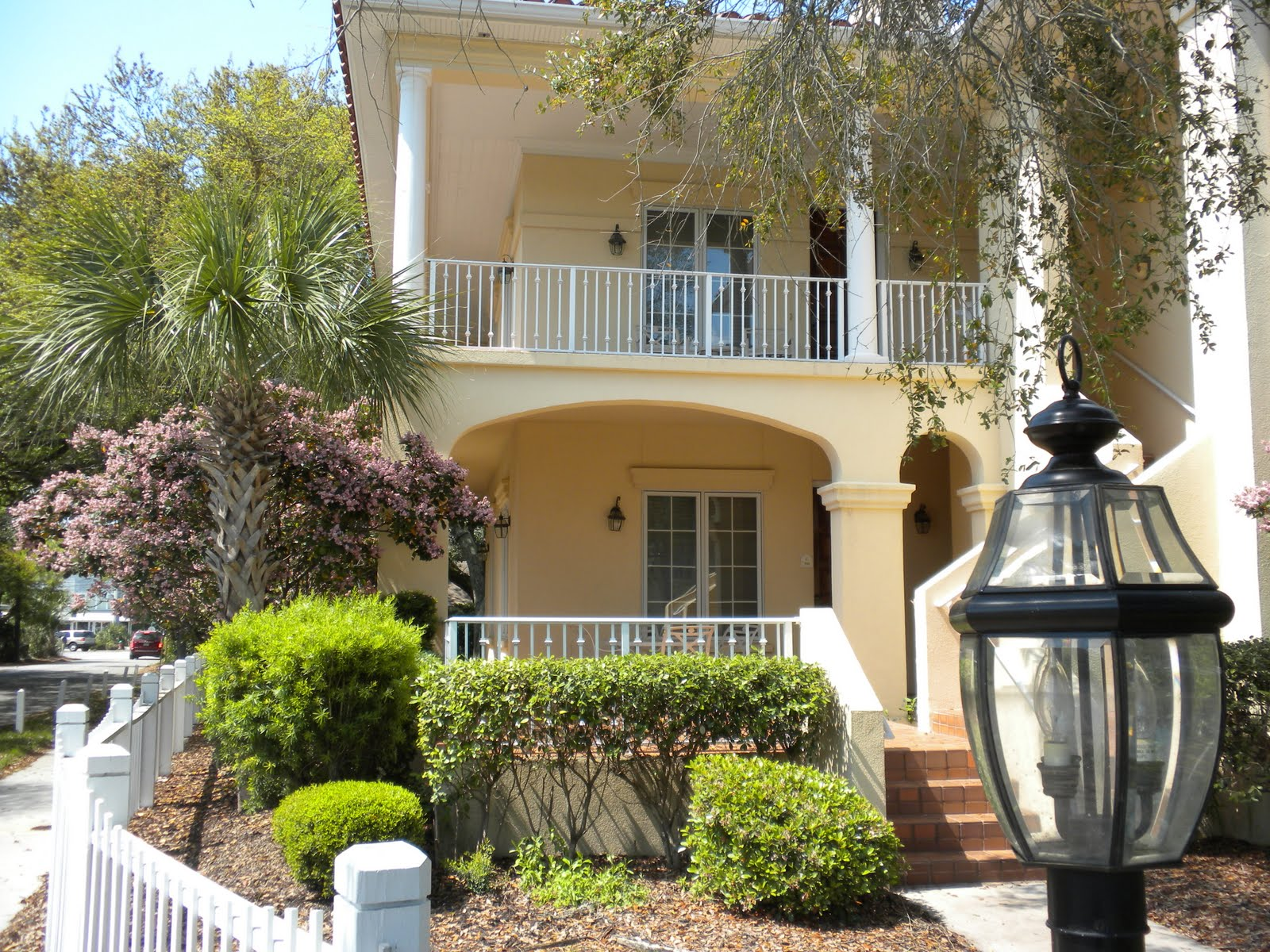 St Simons Island house