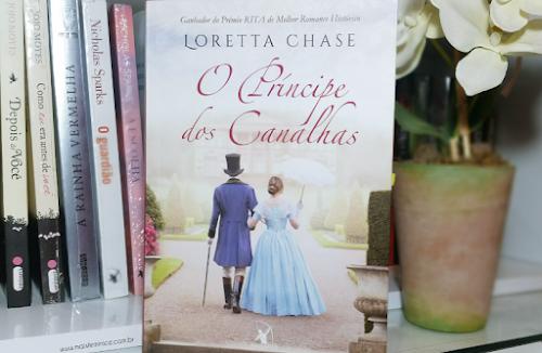 O Príncipe dos Canalhas - Loretta Chase