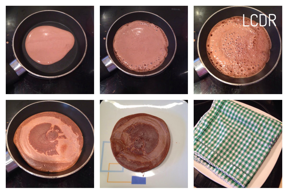 Receta de tortitas de chocolate 03