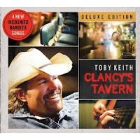 Clancy's Tavern, Toby Keith, new, album, cd, cover