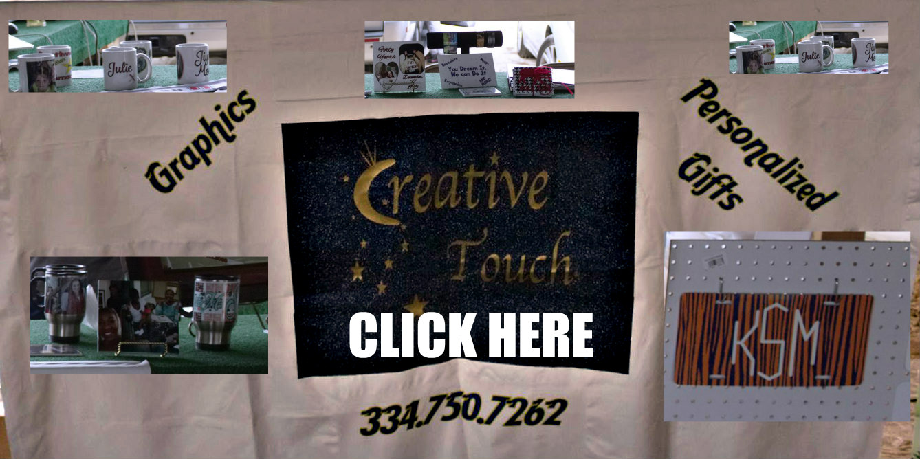 CREATIVE TOUCH (Personalized Gifts)
