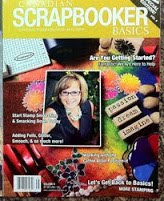 Published in Scrapbooker